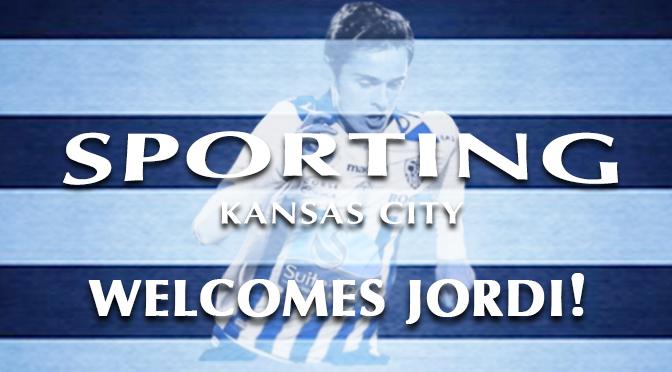SKC welcome jordi