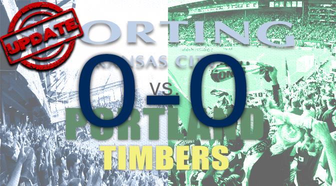 SKC vs Portland 0-0