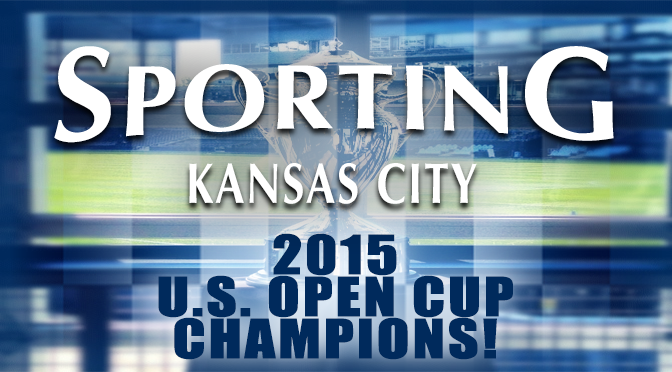 SKC 2015 Open Cup Champions